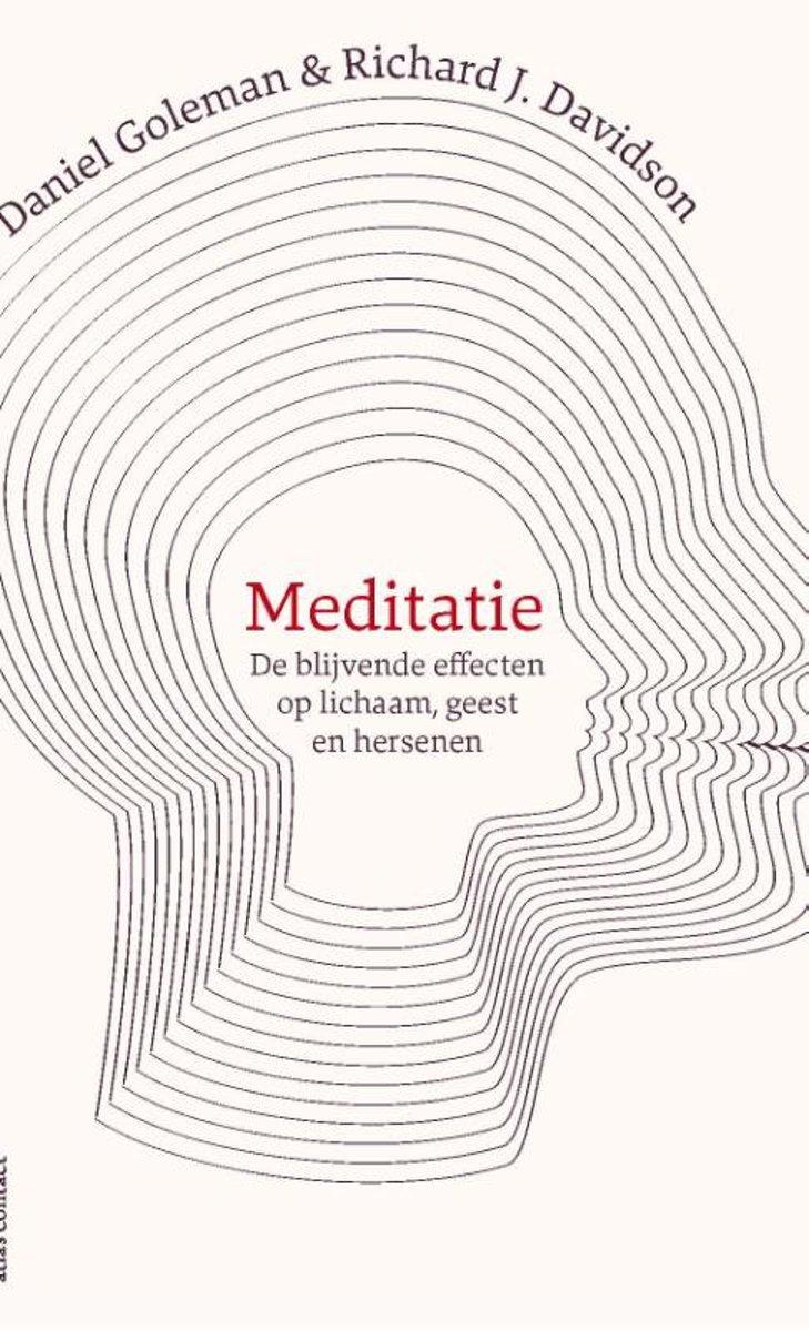 Meditatie - boek Daniel Goleman en Richard Davidson