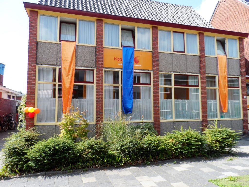 Pand vipassana meditatiecentrum Groningen