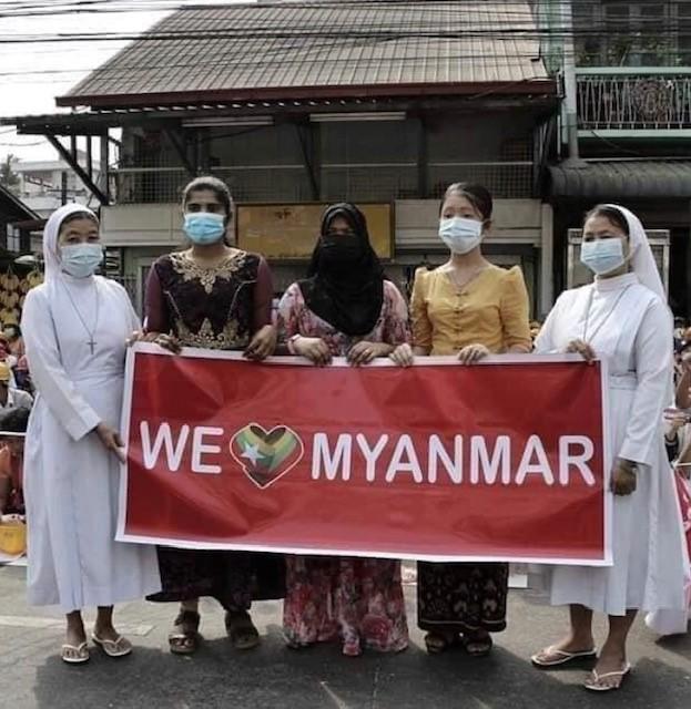 Foto Myanmar